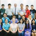 Packaging technology training in Vietnam