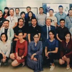 Packaging technology training in China