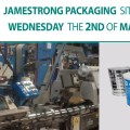 Site visit Jamestrong Packaging (VIC)