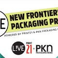 New frontiers in packaging print