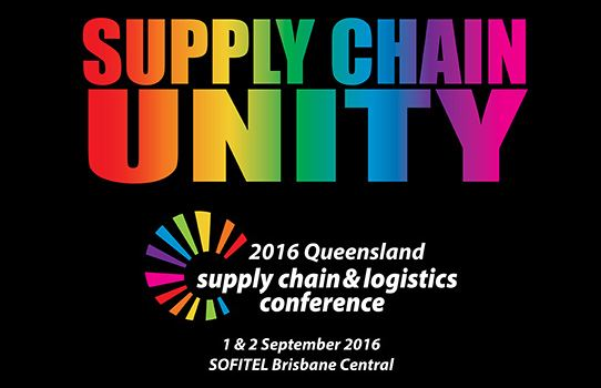 Queensland Supply Chain & Logistics Conference 2016