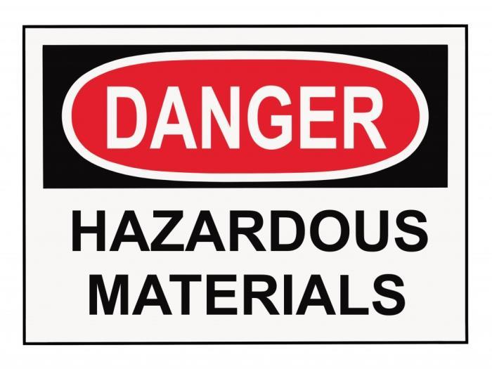 Hazardous materials packaging