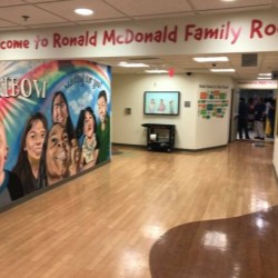 MJS Packaging attends Ronald McDonald family room unveiling
