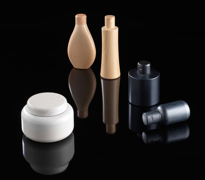 Plastopiave presents Kubic3D: A new finish for PETG caps and containers with complex surfaces