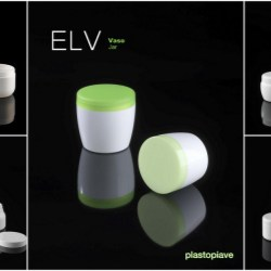 Plastopiave introduces the new ELV line of jars