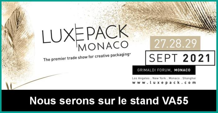 Acti Pack is Excited to See you at Luxe Pack Monaco