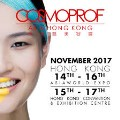Yuen Myng participates Cosmoprof Asia 2017 in HK