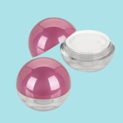Small round jars