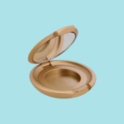 Round Mirrored Compact Baoyu 622B