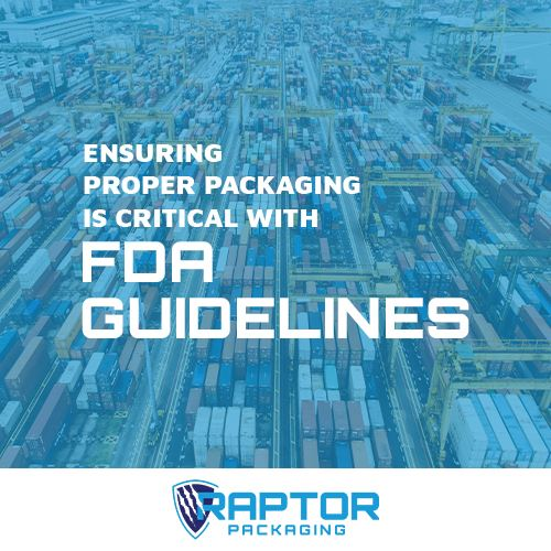 Ensuring Proper Packaging Is Critical with the FDA Guidelines for Compounding of Certain Alcohol-Based Sanitizers