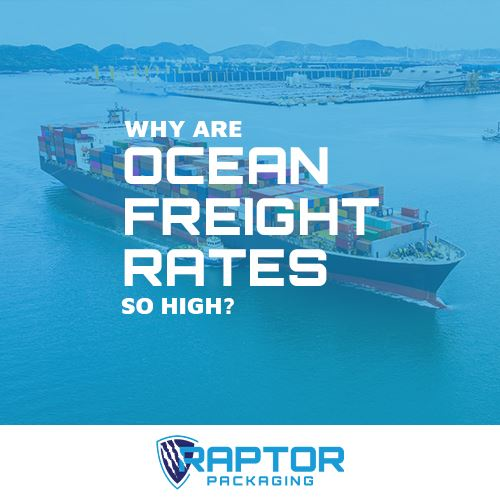 Why Are Ocean Freight Rates So High?