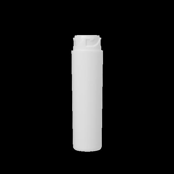 2.7in White, Child Resistant Vape Cartridge Vial