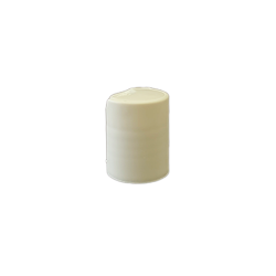20-410 P/P White Smooth Disc Top, No Liner - 699
