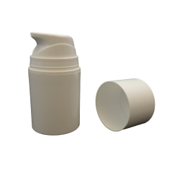 50ml Airless Bottle and Actuator
