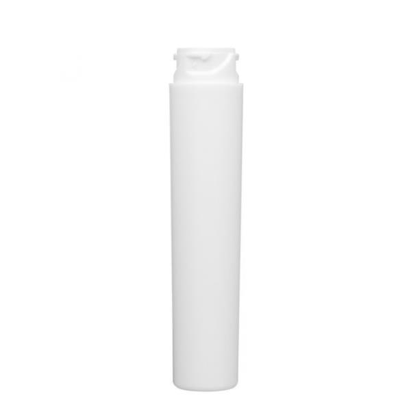 3.33in White PS Child Resistant Vial, 16mm Lug Finish