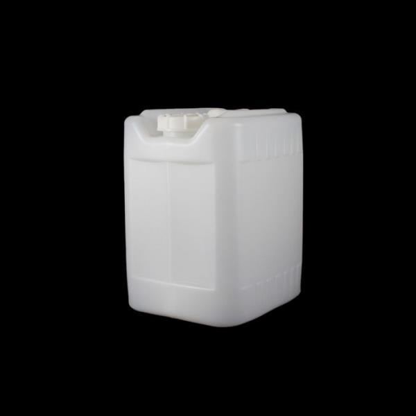 2.5 gallon Plastic Jug- Rectangle Tight Head - 63mm