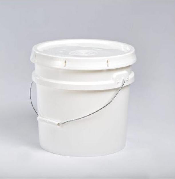 3.5 gallon M2 Pail- Lid# 600437 / Pail# 500172