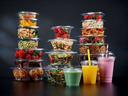 Celebration Packaging launches 100% recyclable rPET foodservice  packaging range