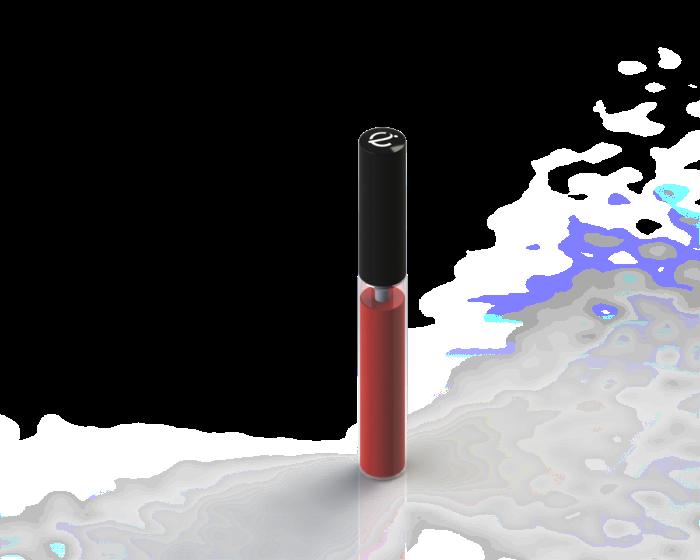 Liquid lipsticks with easy application