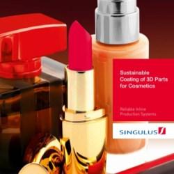 Beauty & Cosmetics Sustainable Inline Coating