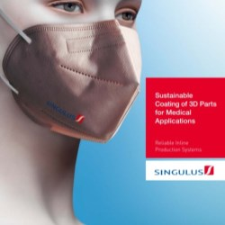 Medical Applications - Sustainable Inline Coating