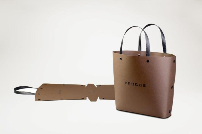The Basket Bag from PROCOS - Standing out from the Crowd