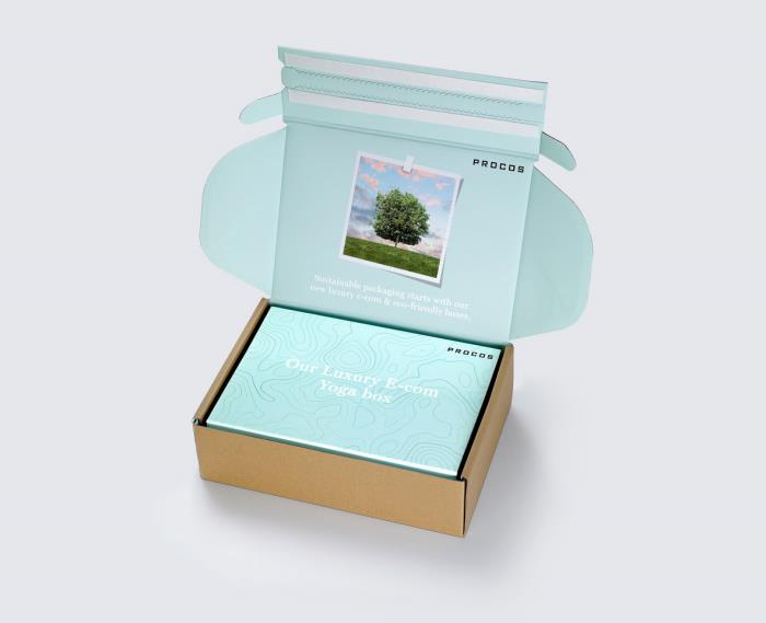 A new box for e-commerce by Procos