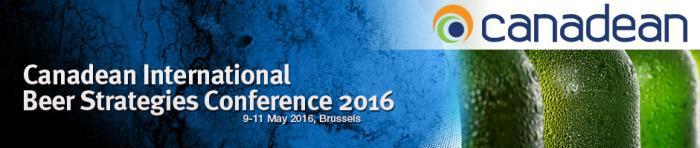 Canadean International Beer Strategies Conference 2016 Brussels