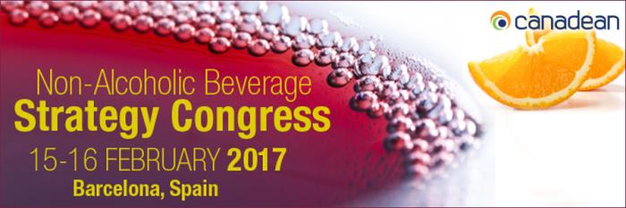 Canadean Non-Alcoholic Beverage Strategy Congress 2017