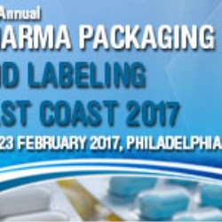 9th Annual Pharma Packaging and Labeling East Coast 2017 Conference
