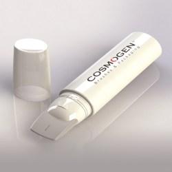 Cosmogen designs the SqueezeN Big spatula to apply formulas over large areas