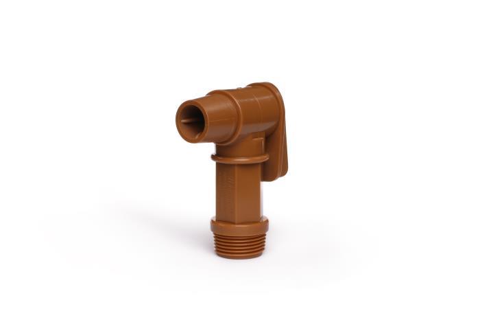 """DF-103 ¾"""" Multi-meter faucet"""