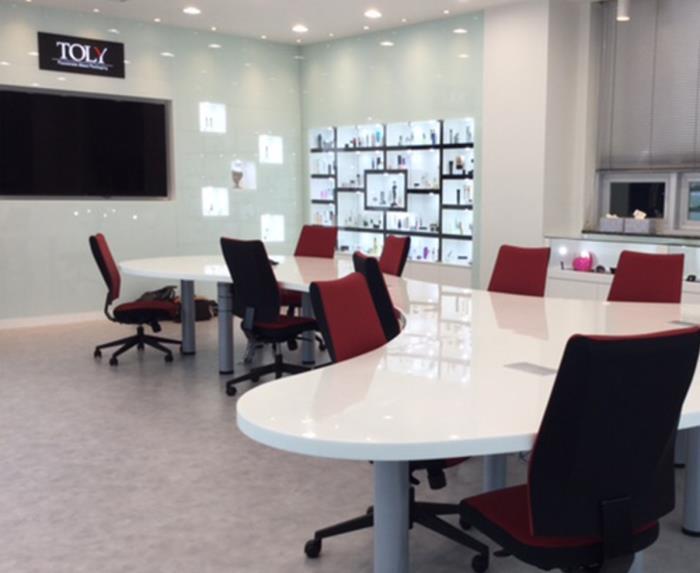 Toly Korea open new innovation centre