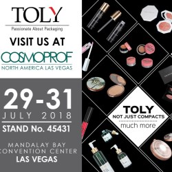 Toly Exhibits in Cosmoprof Las Vegas
