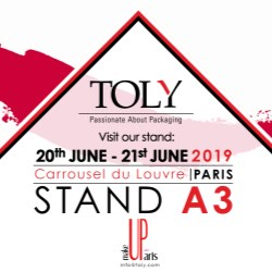 Toly to Exhibit at Makeup in Paris
