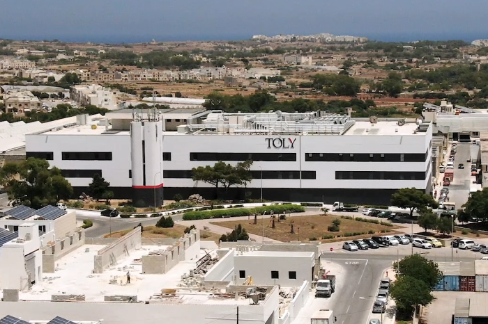 Toly Products Officially Opens Its New Manufacturing Plant In Malta