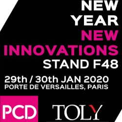 Toly kicks off 2020 with PCD Paris