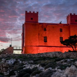 Red Tower Preservation