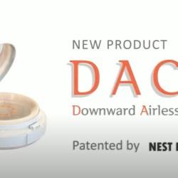 DAC (Downward Airless Compact) by Nest-Filler PKG