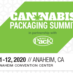 Cannabis Packaging Summit to debut alongside Westpack 2020 supporting the multi-billion-dollar packaging markets rapid growth