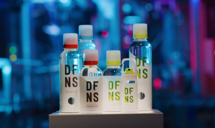 Lifestyle Care Brand DFNS Trusts Airopack for Safe & Sustainable Sprays