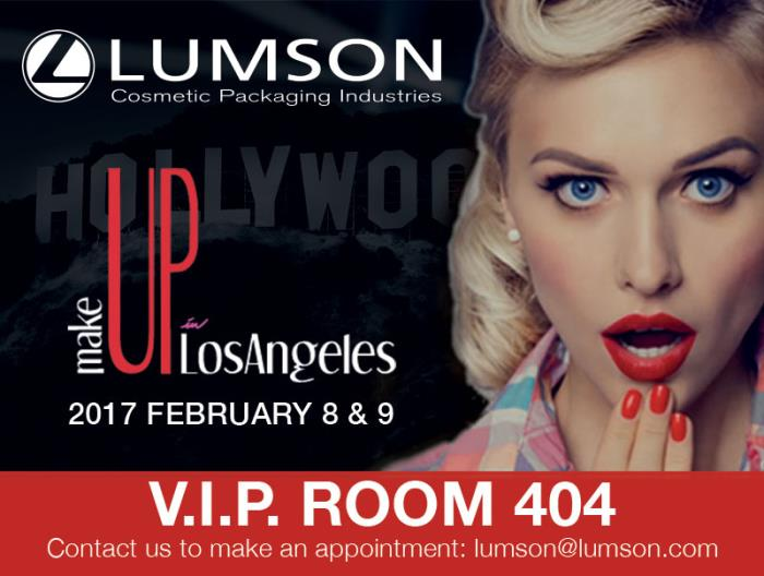 Lumson at Make Up in Los Angeles