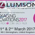Lumson at Packaging Innovations Birmingham