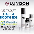 Lumson at Cosmetic Business