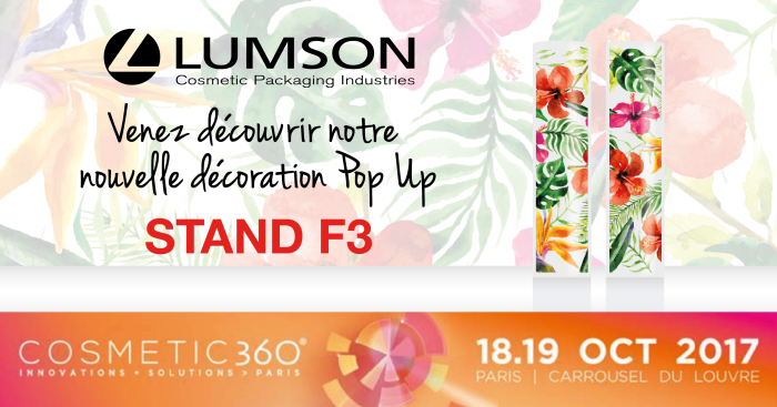 Lumson at Cosmetic 360