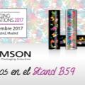 Lumson at Packaging Innovations Madrid