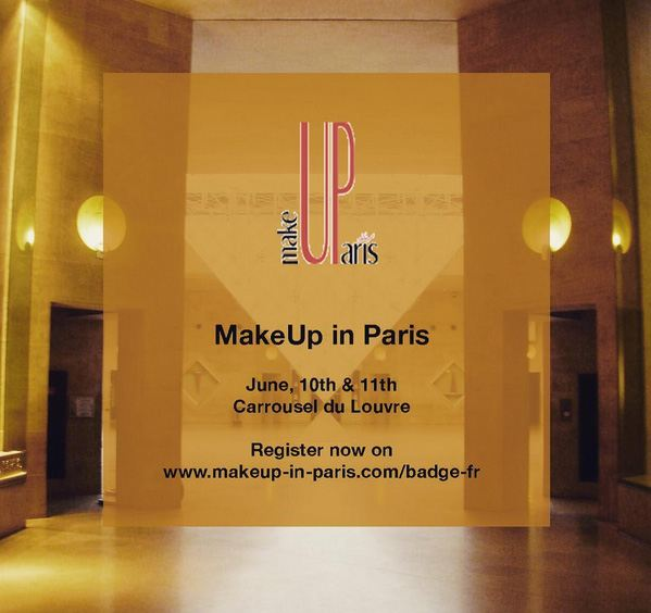 Nearly 20 conferences at MakeUp in Paris