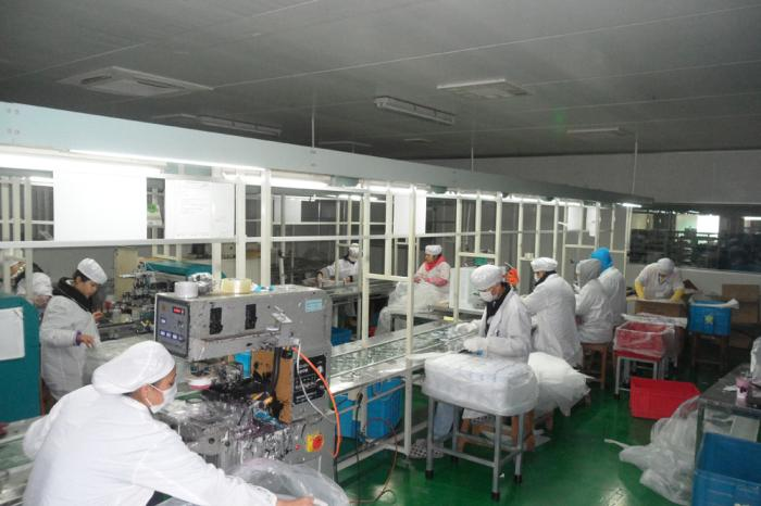 IMS packaging's full-service factory