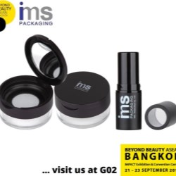 IMS Packaging is going to Beyond Beauty Asean 2017