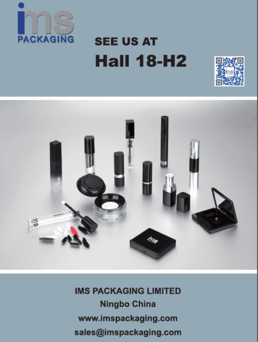 IMS Packaging is ready to welcome 2019 and having things prepared for the beauty event of Cosmoprof Worldwide Bologna